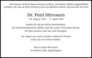 Petri Hirvonen
